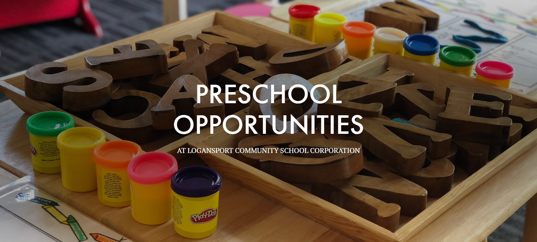 Preschool Opportunities