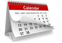 Athletics Calendar 2021-2022