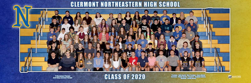 PHOTO OF THE CLASS OF 2020.