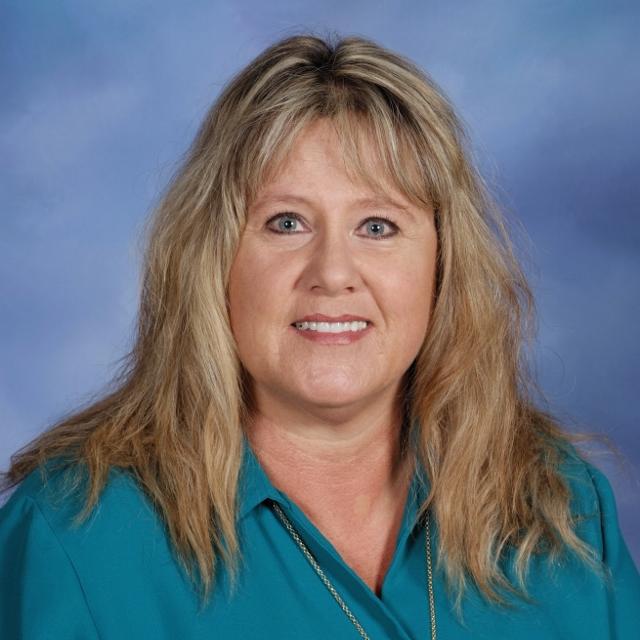 Lynn Anderson High School Secretary