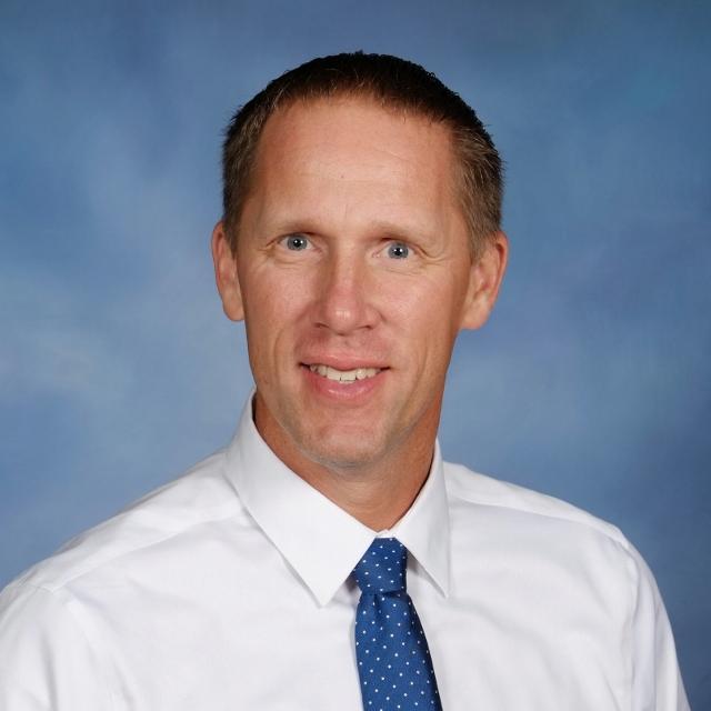 Ted Quinlin- High School Principal