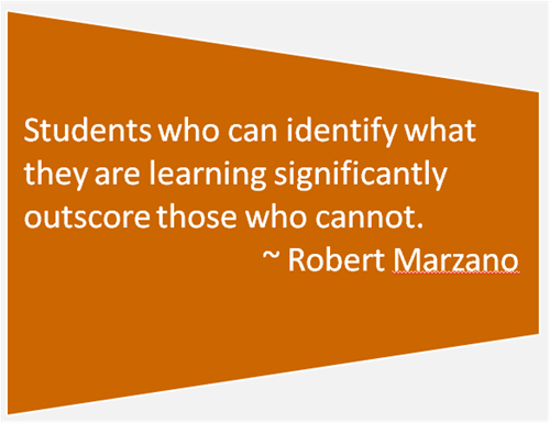 Robert Marzano Quote
