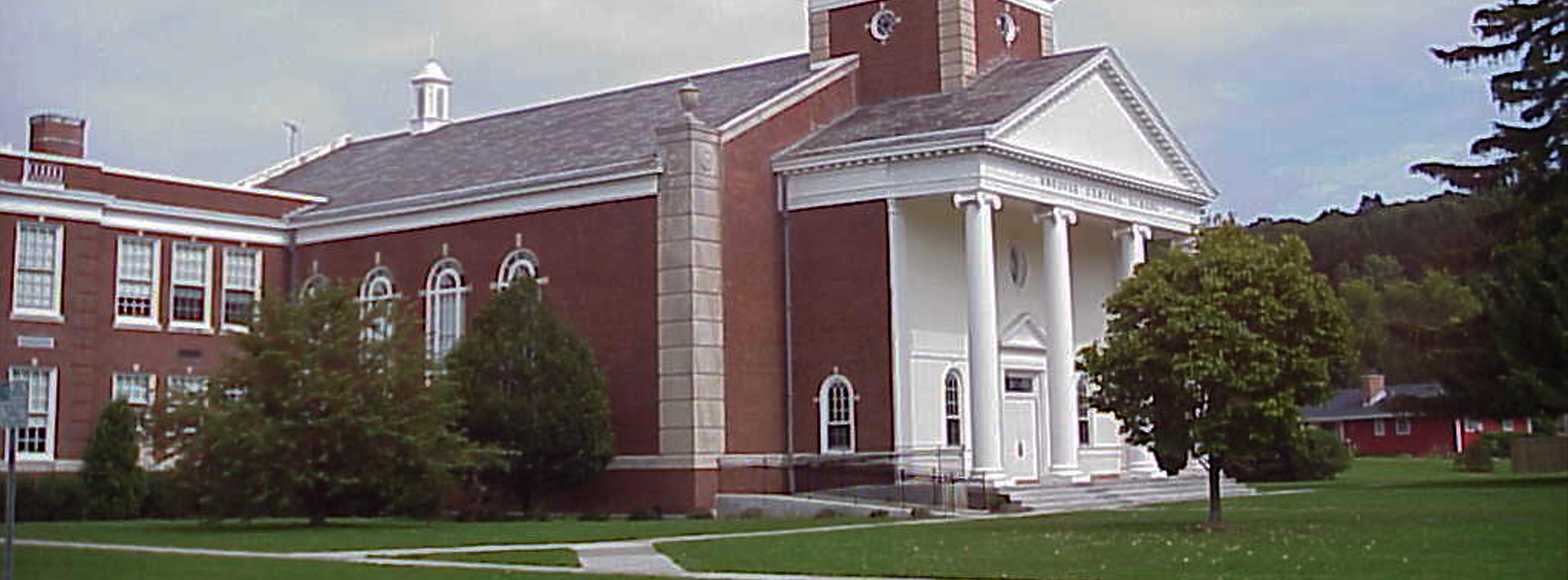 Andover School Building