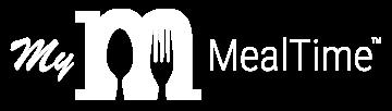 MyMealTime Logo White