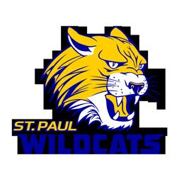 St. Paul Wildcats Logo