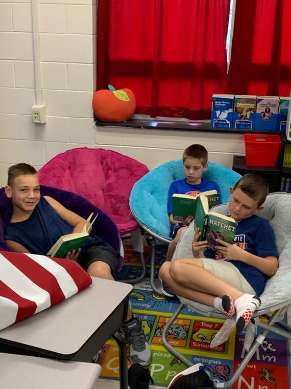 5th Grade Read