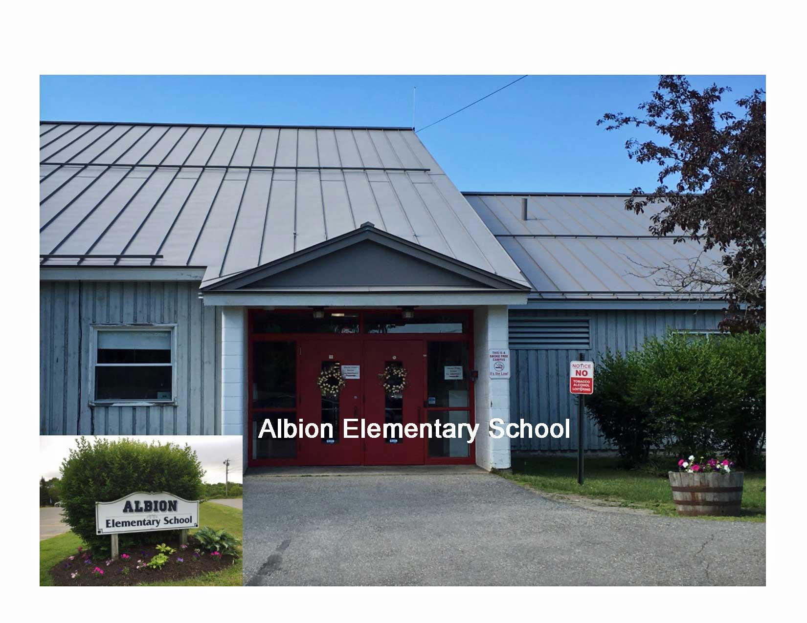 Albion Elementary School