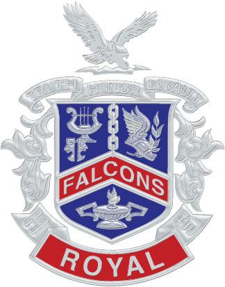 Falcons seal logo
