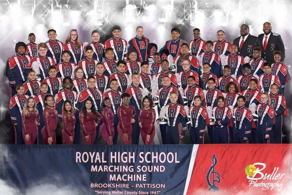 Royal High School Maching Sound