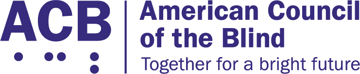 ACB American Council of the Blind