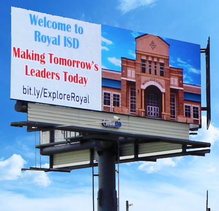Welcome to Royal ISD