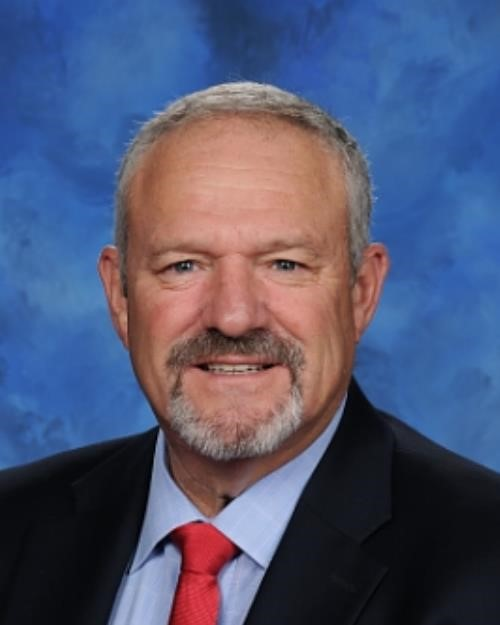 Superintendent Rick Kershner