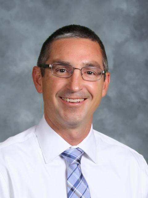 photo of Mr. Michael Menser  Assistant Principal of Student Services
