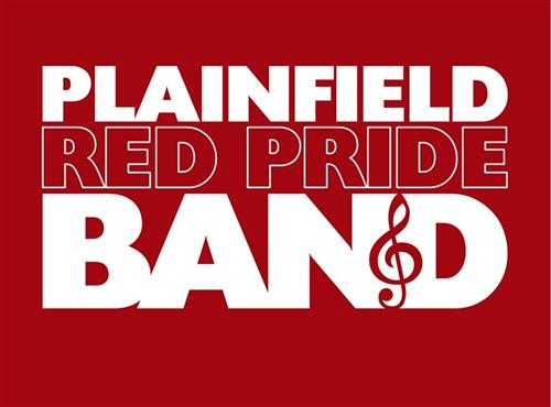 plainfield red pride band