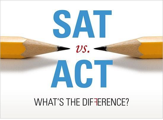 SAT vs. ACT what's the difference?