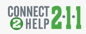 connect help 211 logo