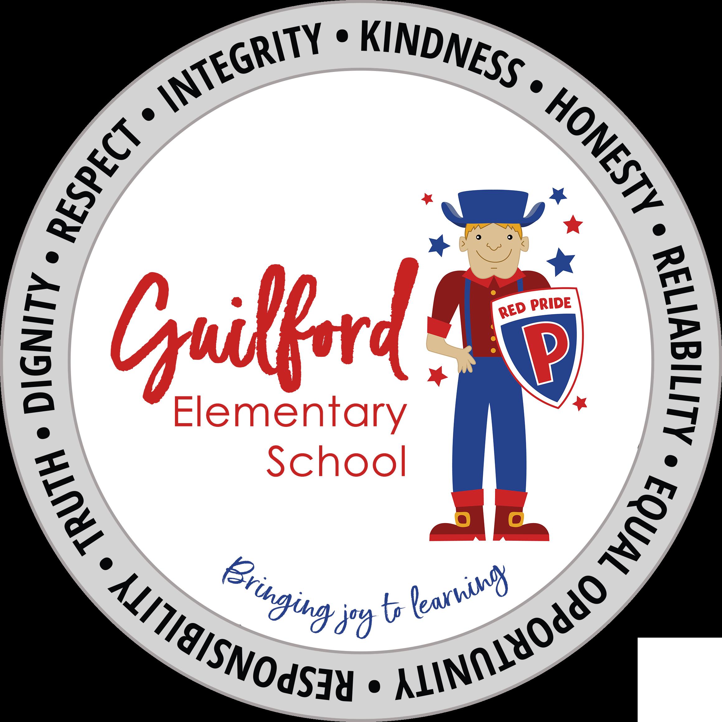 Guilford Elementary logo