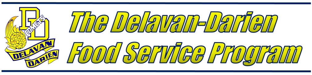 Delavan-Darien Food Service Logo