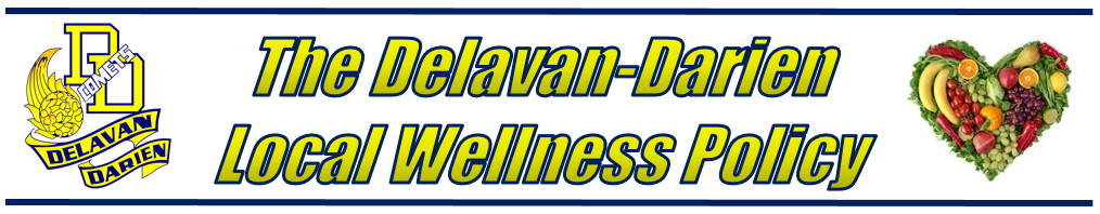 DDSD Local Wellness Policy Banner