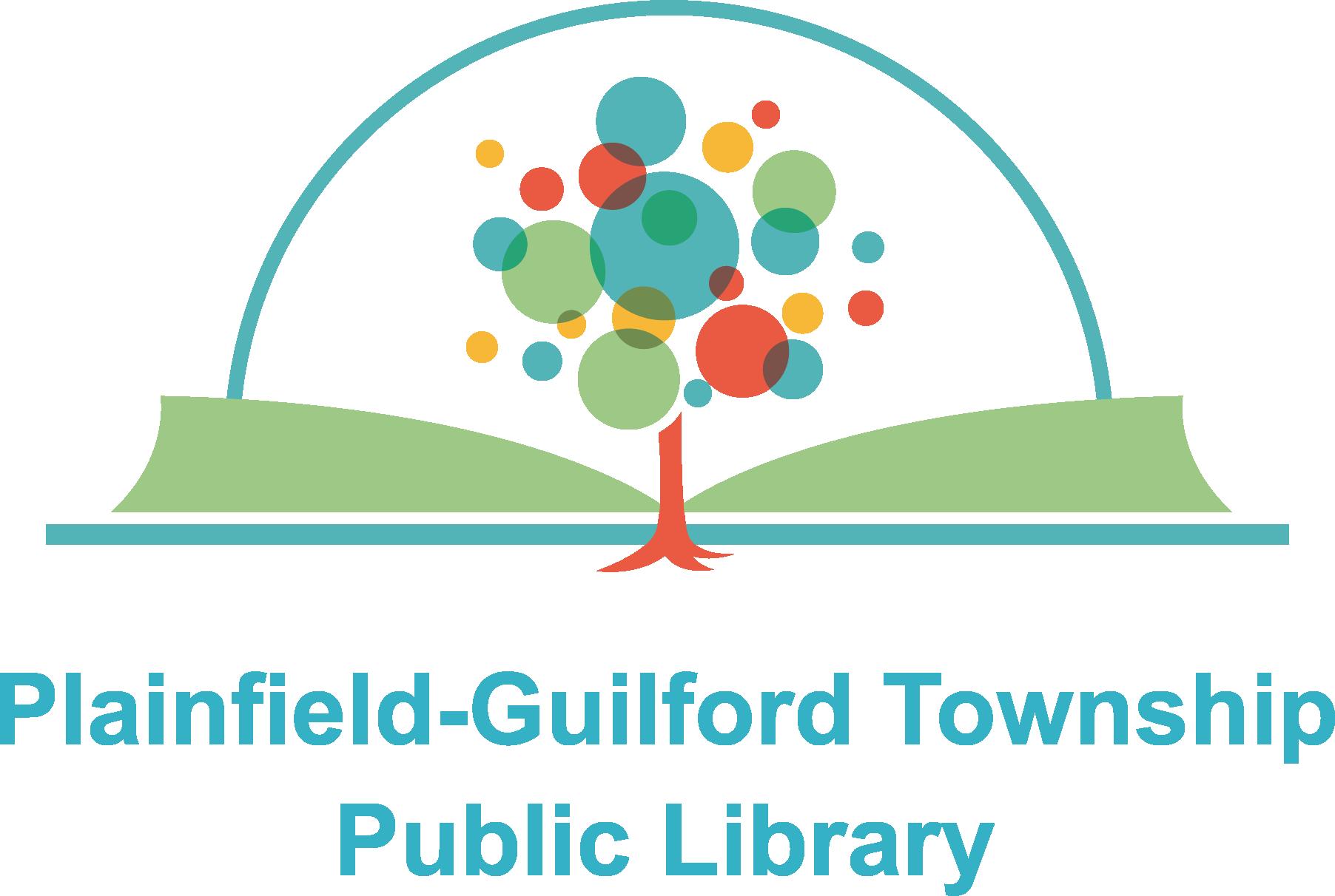 plainfield public library logo