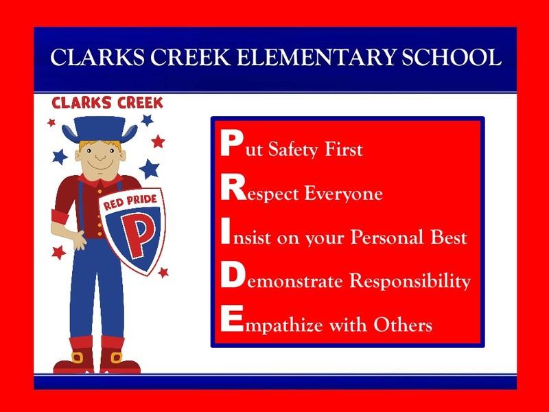 pride program breakdown