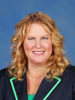 photo of Mrs. Marisa Donovan  Clarks Creek Elementary Principal