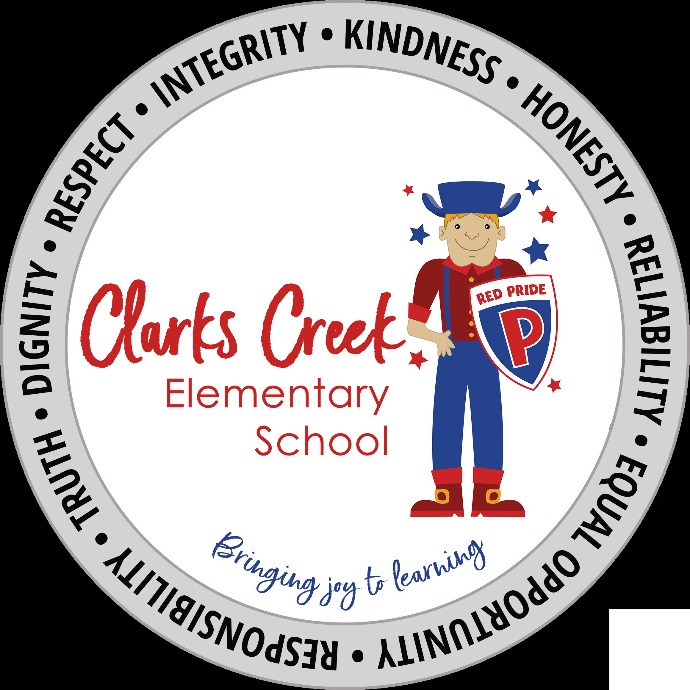 Clarks Creek logo