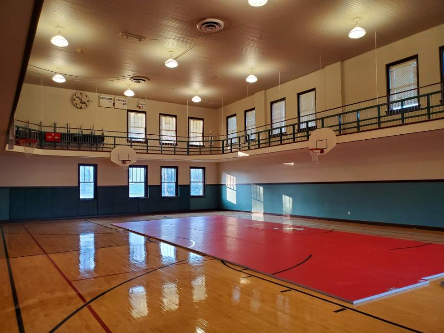 PRESTON HALL MIDDLE SCHOOL