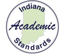 indiana academic standards logo