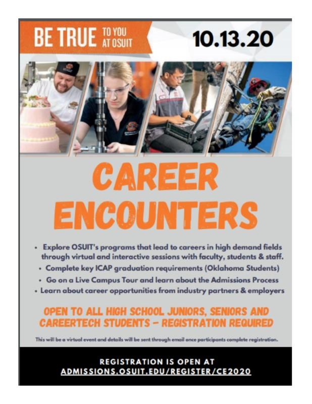 career encounters