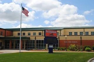 Pana High School Building
