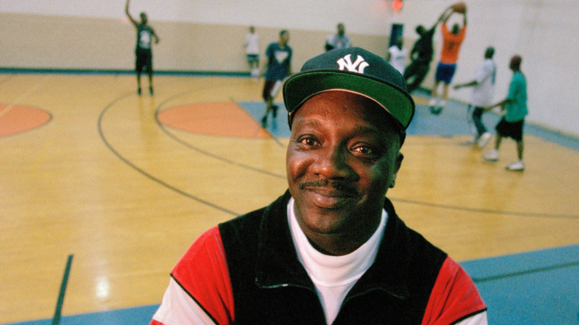 Source: https://www.nytimes.com/2012/05/03/nyregion/greg-jackson-brooklyn-youth-mentor-dies-at-60.html, Greg Jackson, director of the Brownsville Recreation Center.Credit...Chang W. Lee/The New York Times