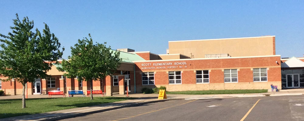 Welcome to Scott Elementary, a 2013 National Blue Ribbon School. We are a Pre-K to 5th Grade Elementary School and are part of Mascoutah School District #19 in Mascoutah, IL. We are located just outside of Scott Air Force Base off Section Line Road near the base.
