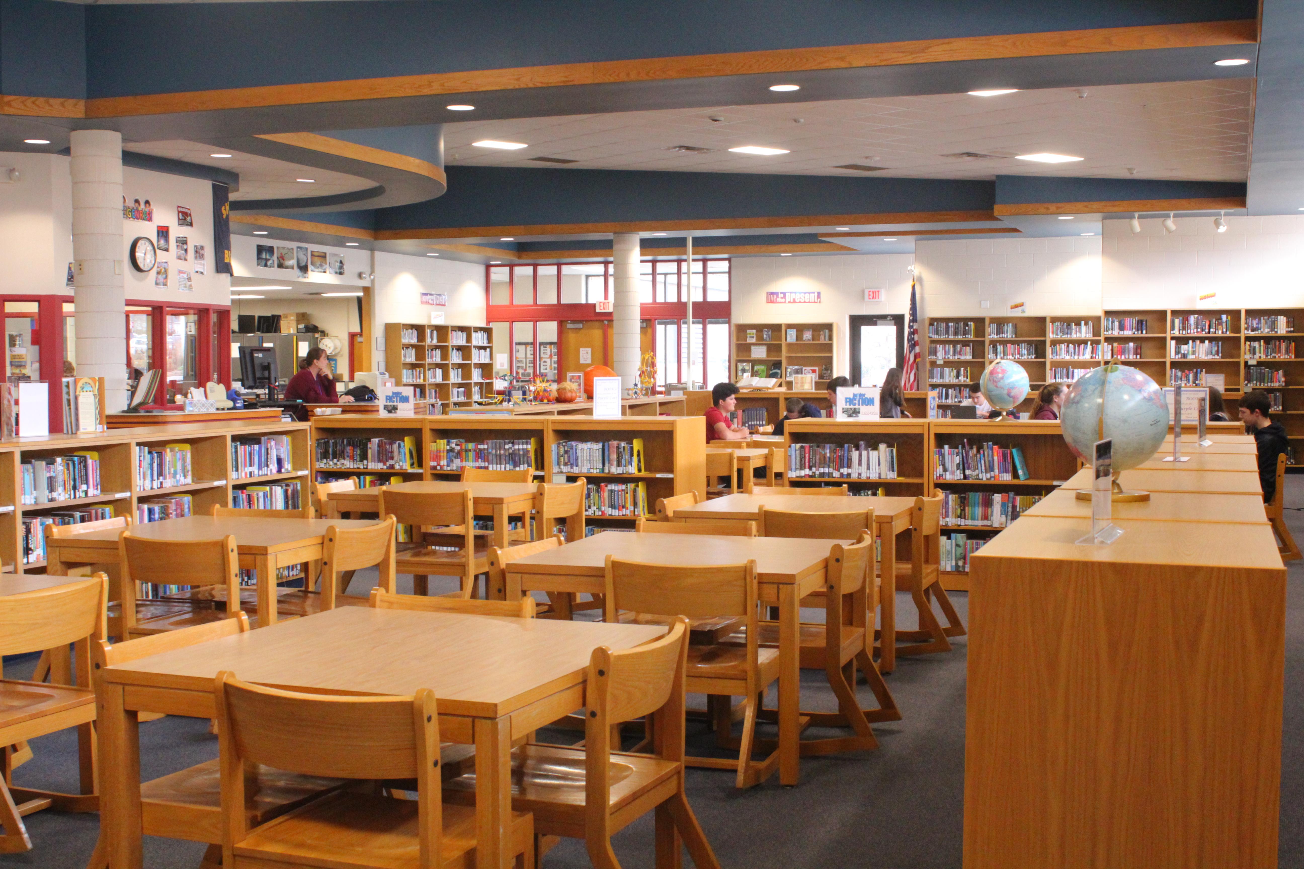 Secondary Media Center