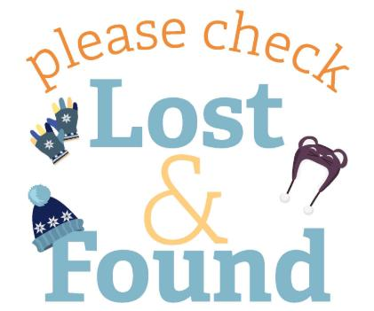 Lost & Found Items