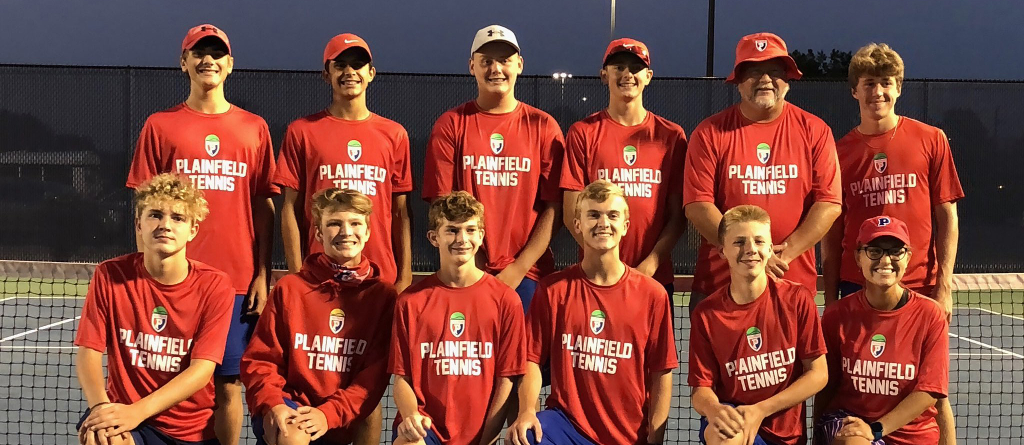 PHS Boys Tennis: Mid-State Conference Champs!