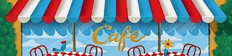 Quaker Cafe' graphic