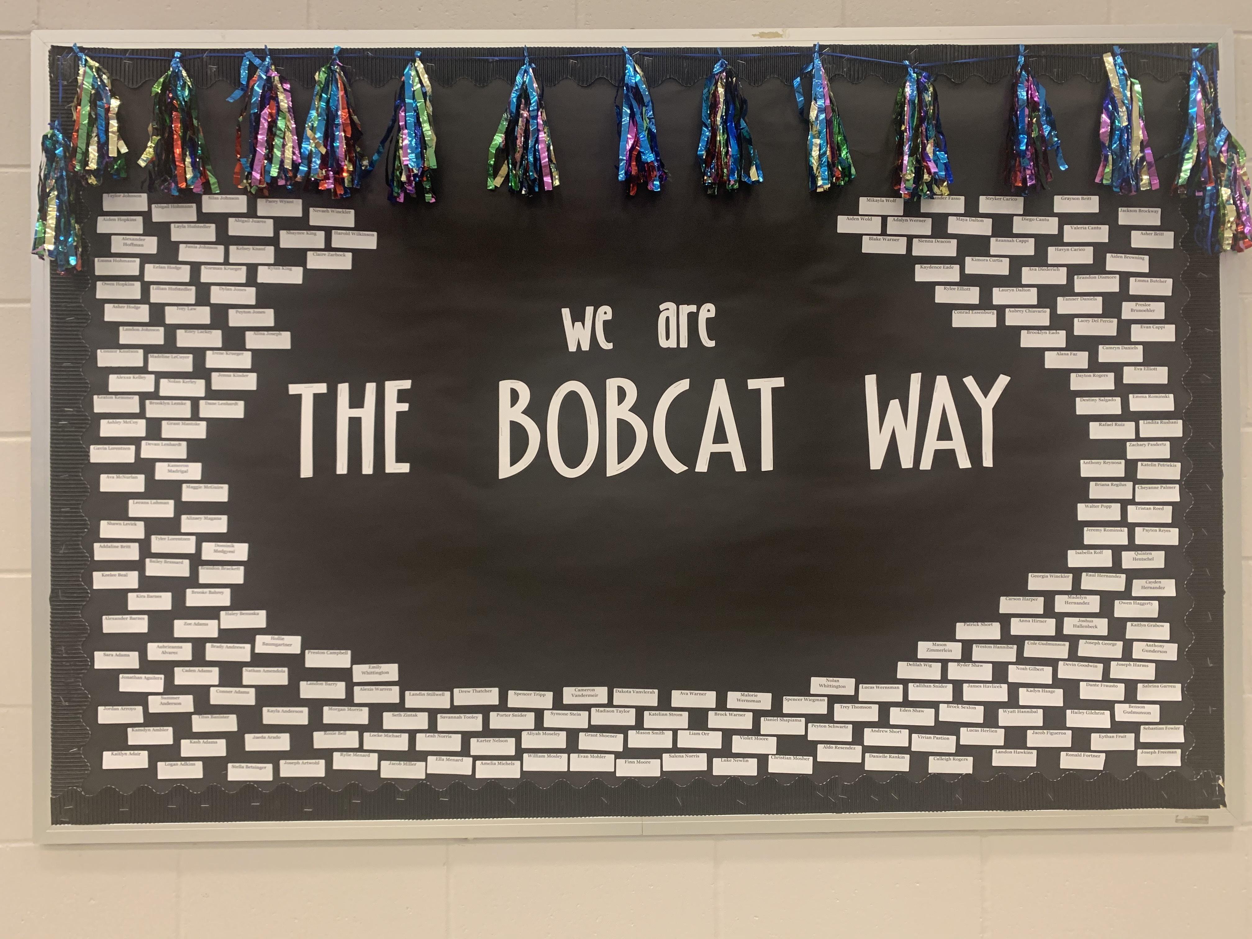 Bobcat Way