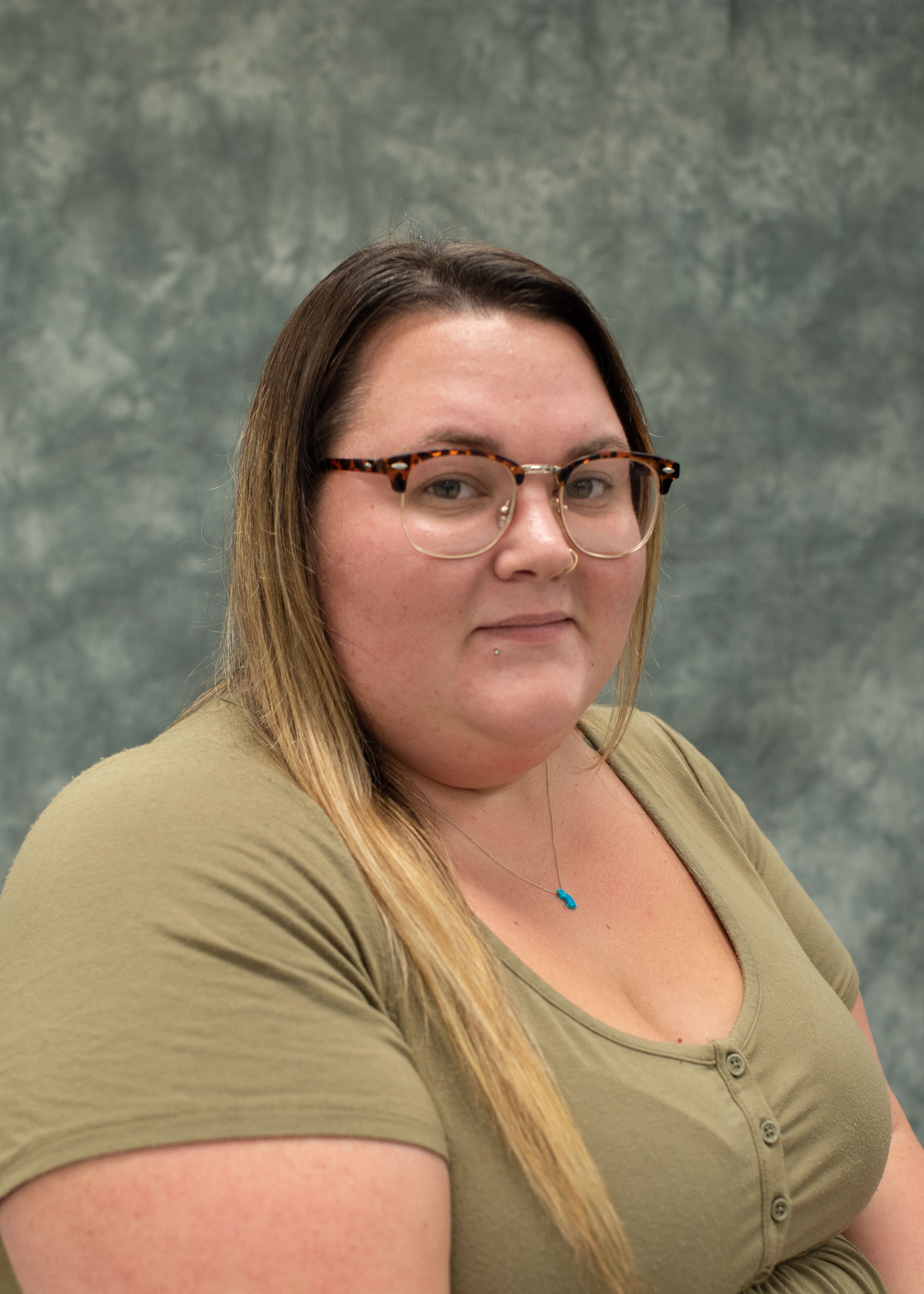 A photo of Lauren Costanzo, Board Member.