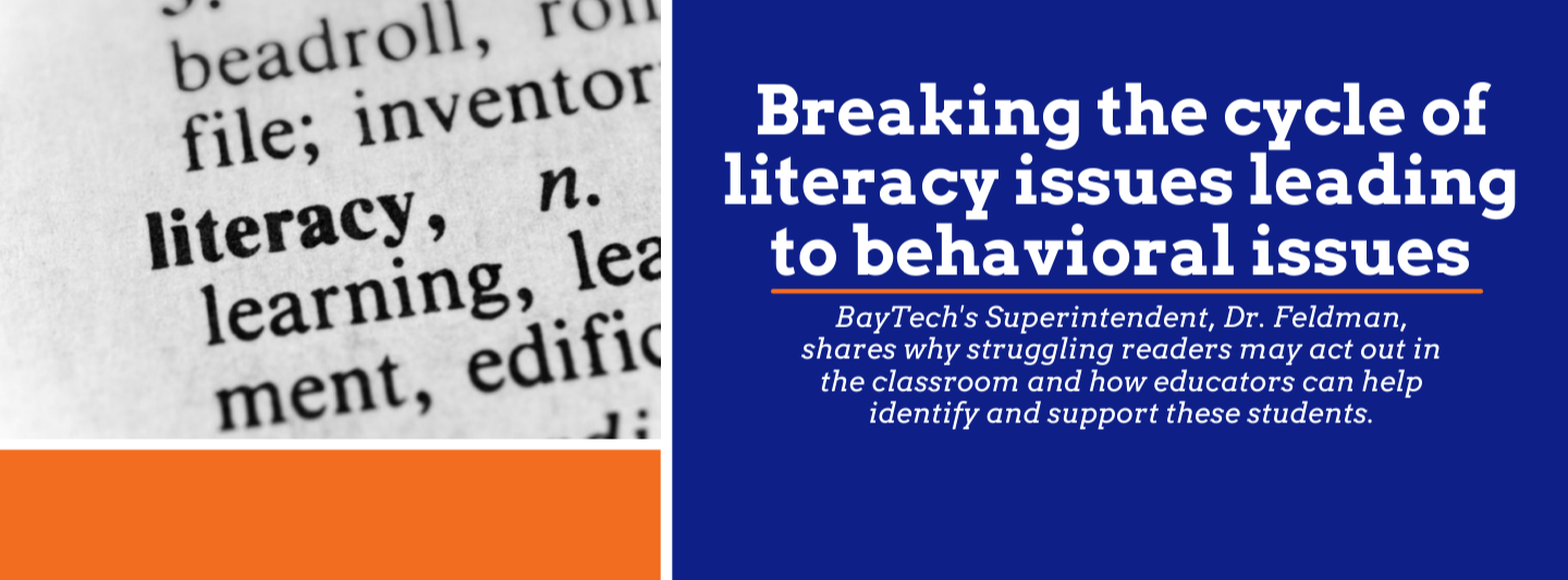 Article: Breaking the cycle of literacy issues leading to behavioral issues