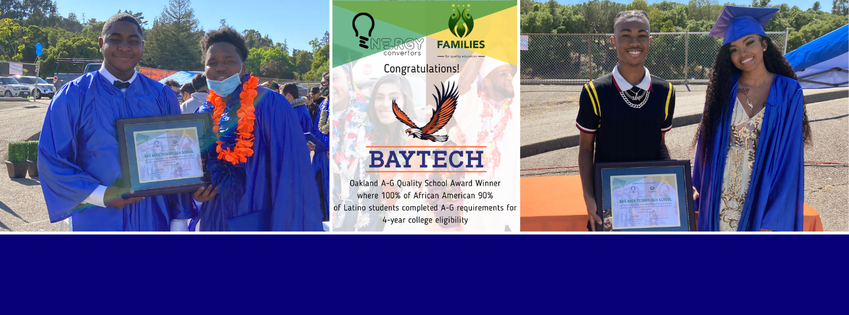 BayTech awarded A-G Quality School Award