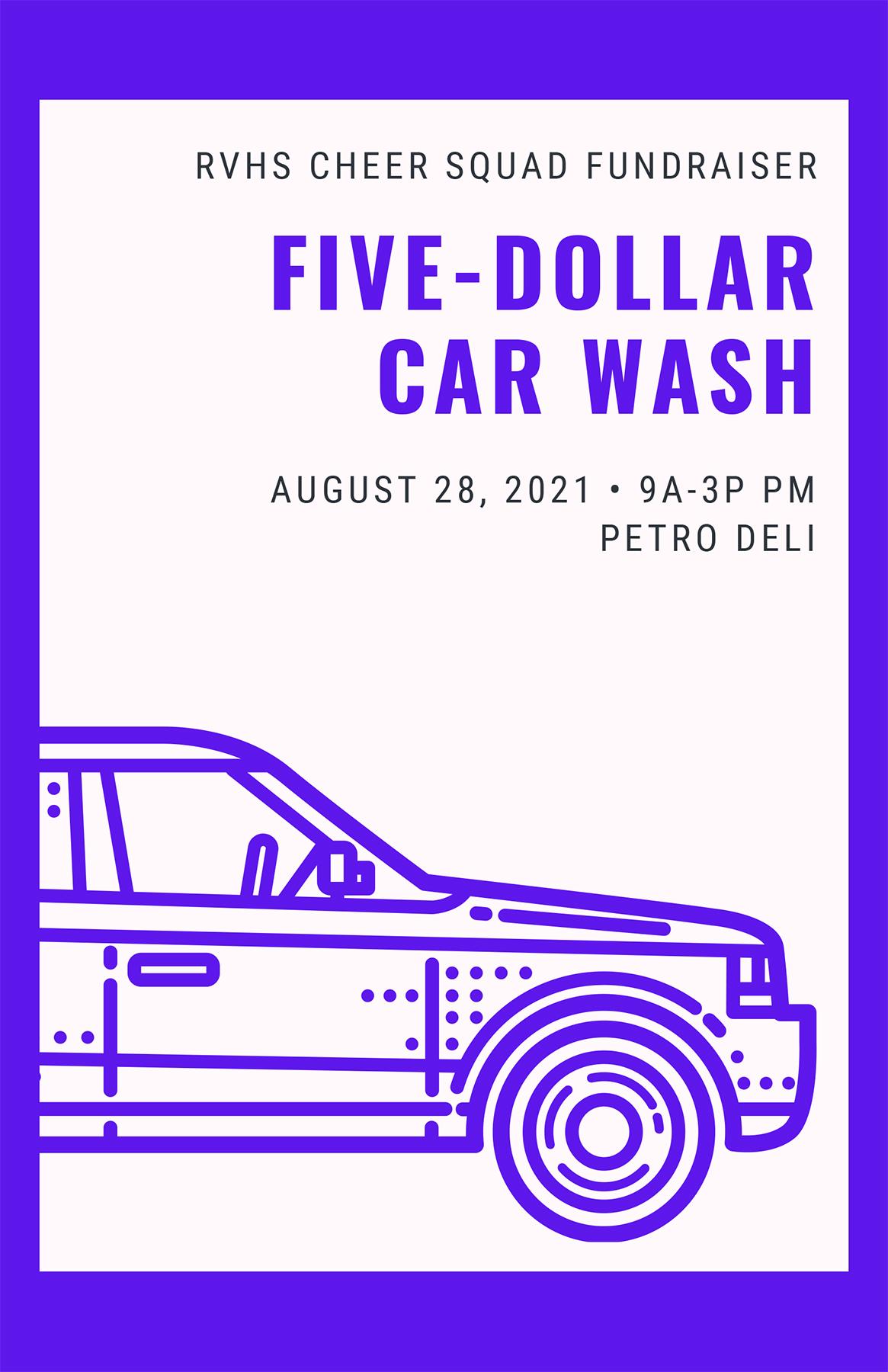 Cheer Car Wash
