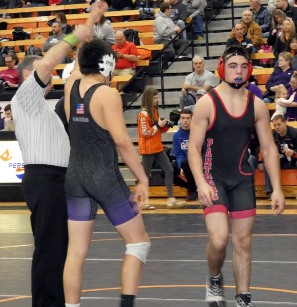 Photos of the Wrestling tournament