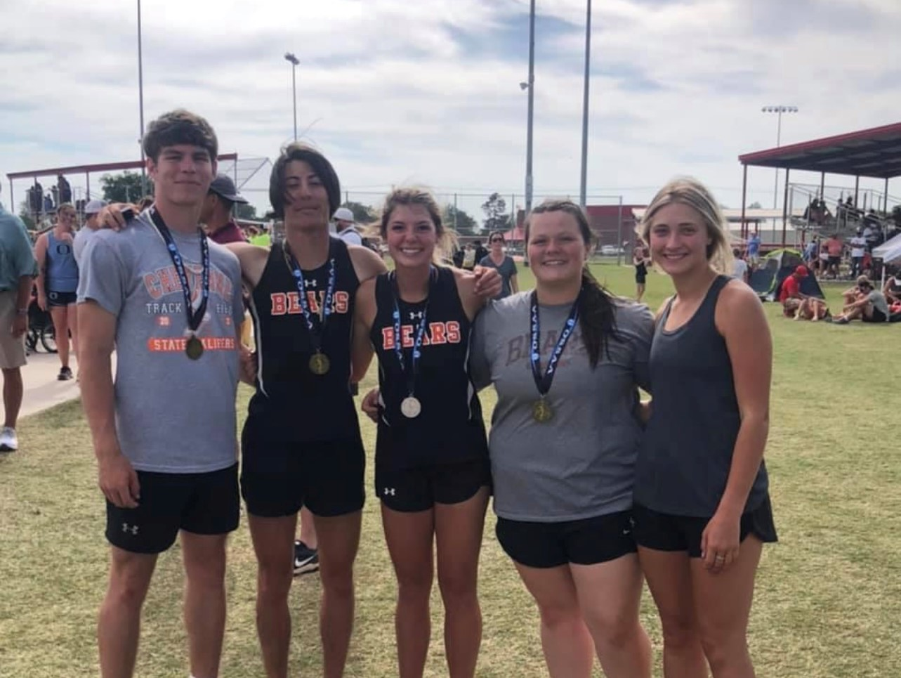 State Track Medalists