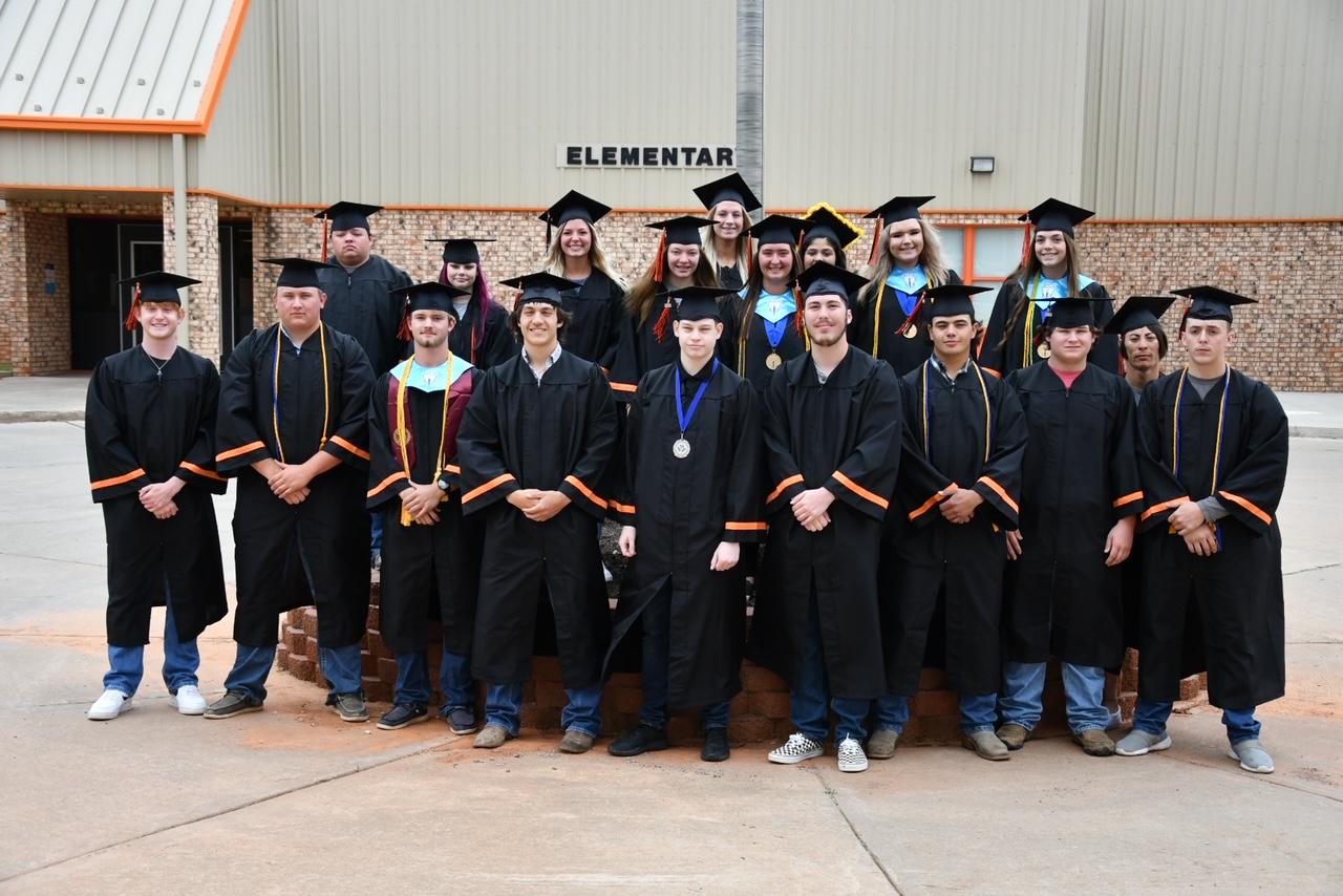 Senior Grads 2021