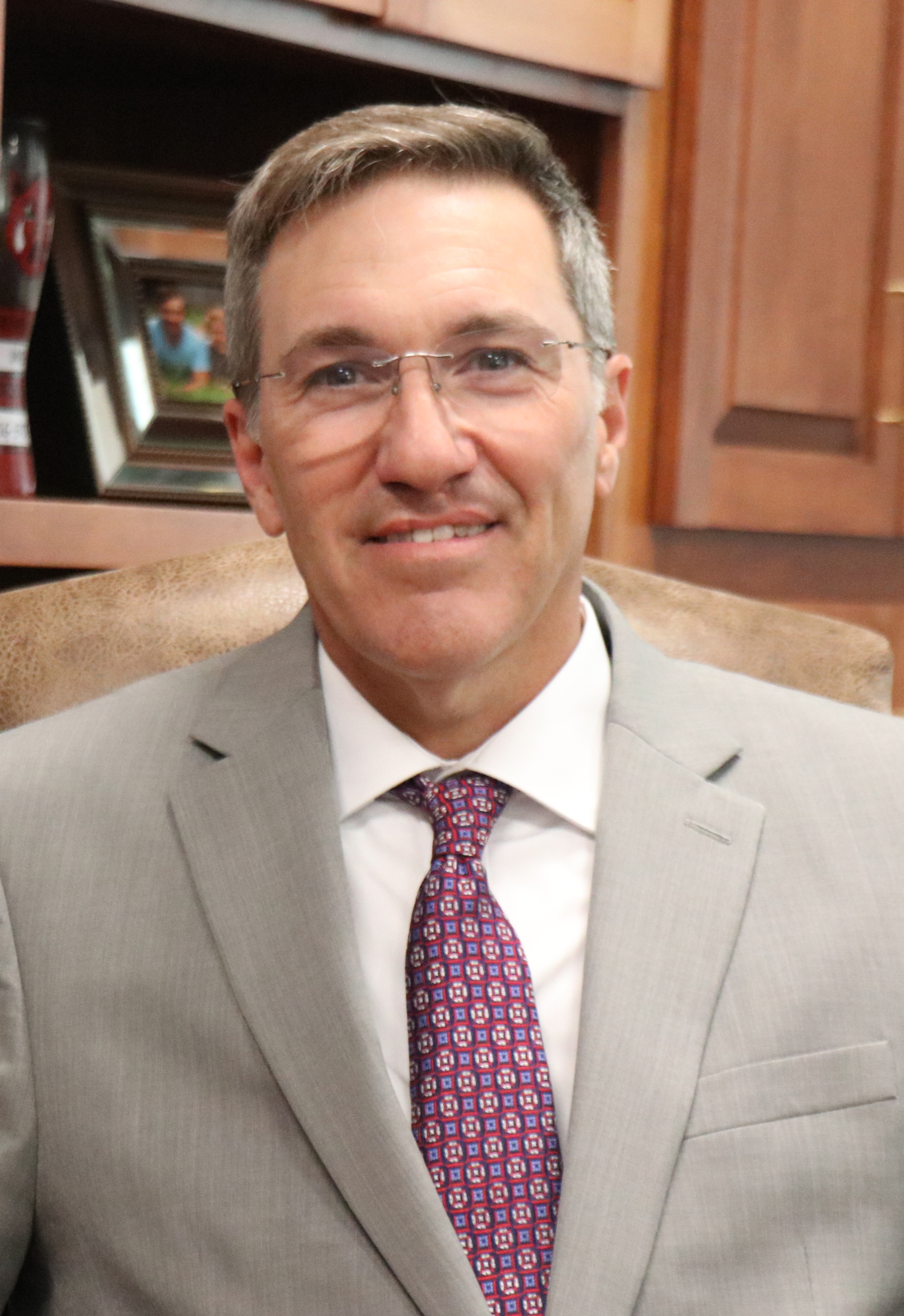 Photo of Dr. Jared Cleveland.