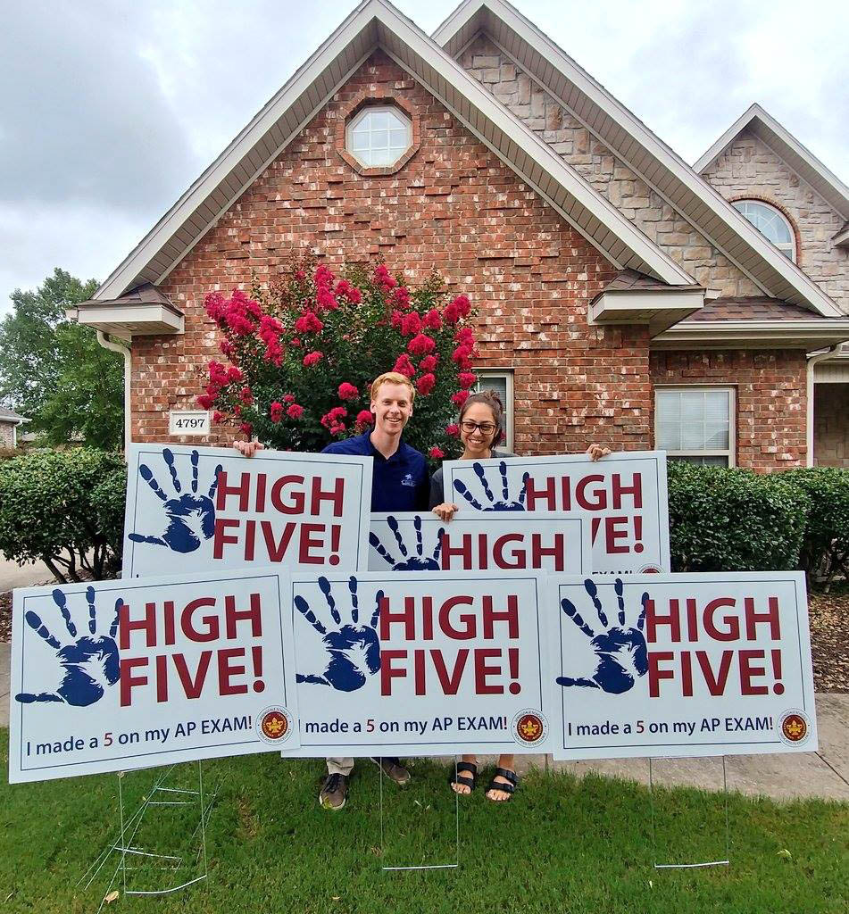 HIGH FIVE - POSTERS