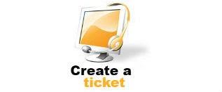 Helpdesk Ticket Logo