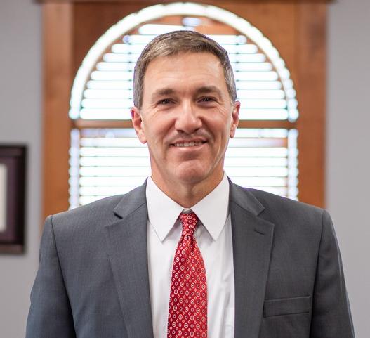 Superintendent Dr. Jared Cleveland