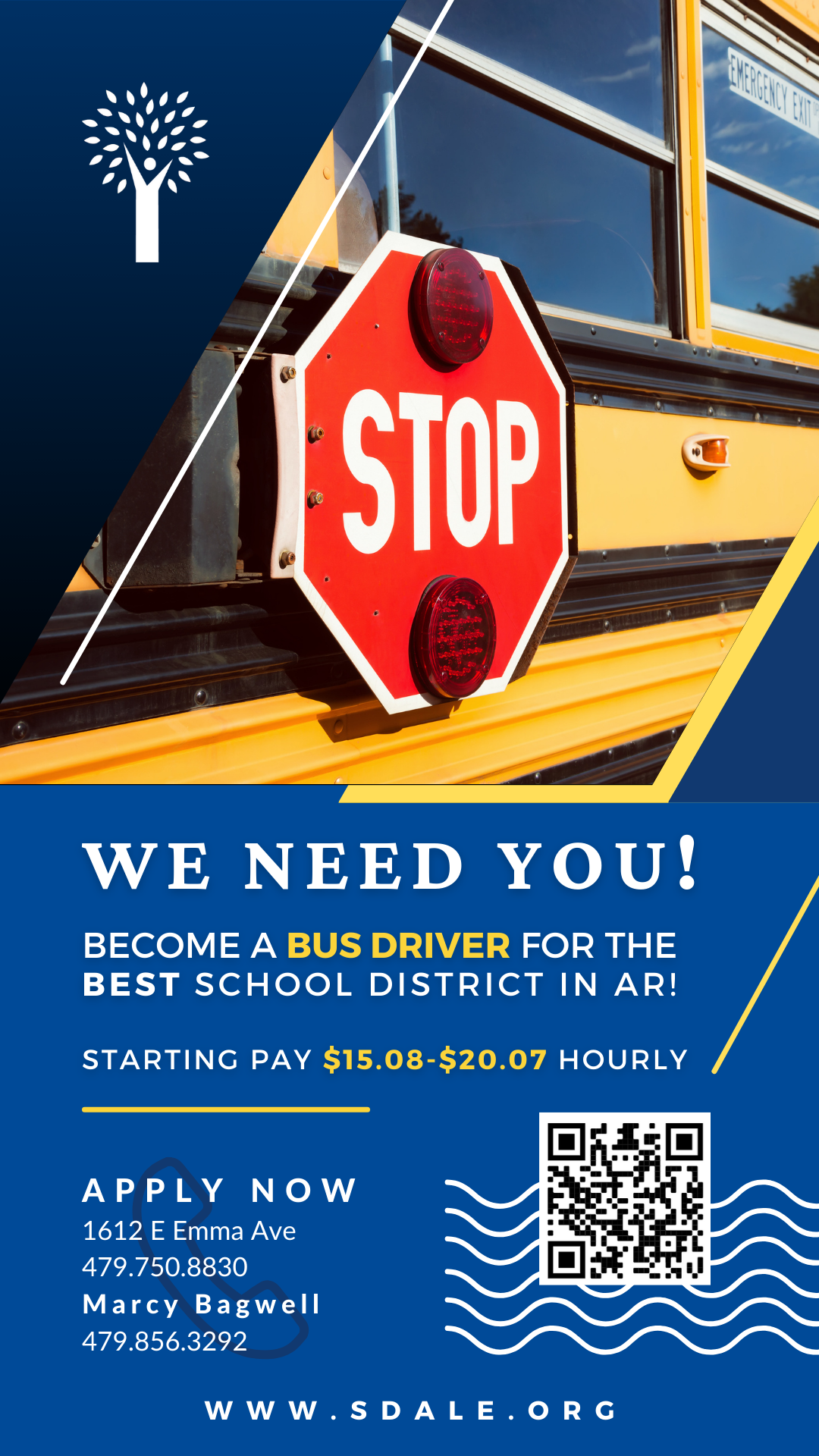 Bus Pay Flyer